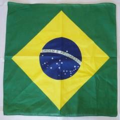 Bandana Brésil 52x52 cm Brésilienne 1,32 €