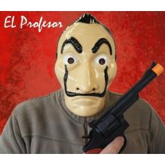 Masque de voleur / Dali/ Casa/ Papel