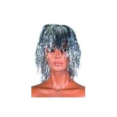 Perruque métal Argent Perruques 1,29 €