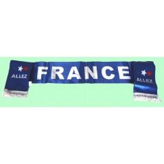 Echarpe Supporter France' 126 cm x 13.5 cm