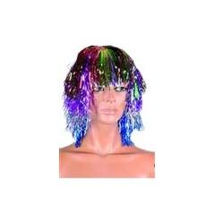 Perruque punk métal multicolore Perruques 1,29 €