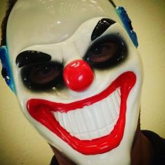 Masque Clown Loups et Masques 2,88 €