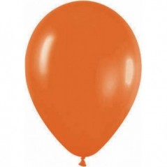 Ballon diam 30 Orange - le cent