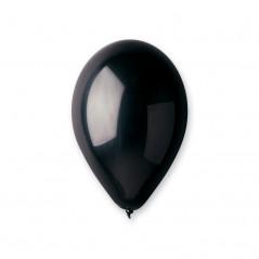 Ballon diam 30cm Noir le cent Ballons / Gonflables 6,50 €