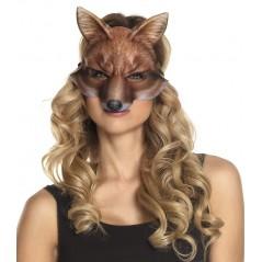 Demi-Masque EVA Renard