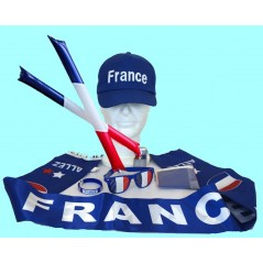 KIT SUPPORTER INDIVIDUEL FRANCE Lots promotionnels 7,80 €