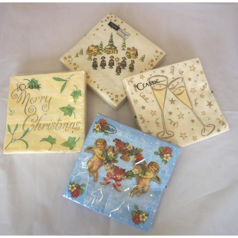 Paquet 20 serviettes papier