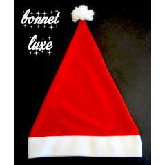 Bonnet Noël velours VIP 26 x 40 cm Noël 0,69 €