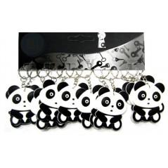 Lot de 12 porte-clés Panda 5.5 cm Porte-clés 4,49 €
