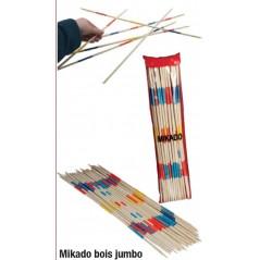 Mikado géant 50 cm (24 bâtonnets)