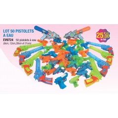 Lot 50 jeux d'eau Lots promotionnels 26,00 €