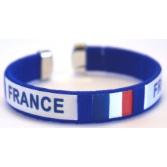 Bracelet France supporter