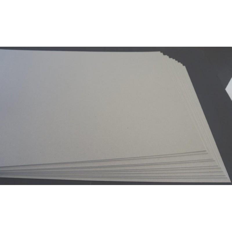 Carton gris 20/10 - 69.8 * 50.75 Papier dessin - Gommettes 2,00 €