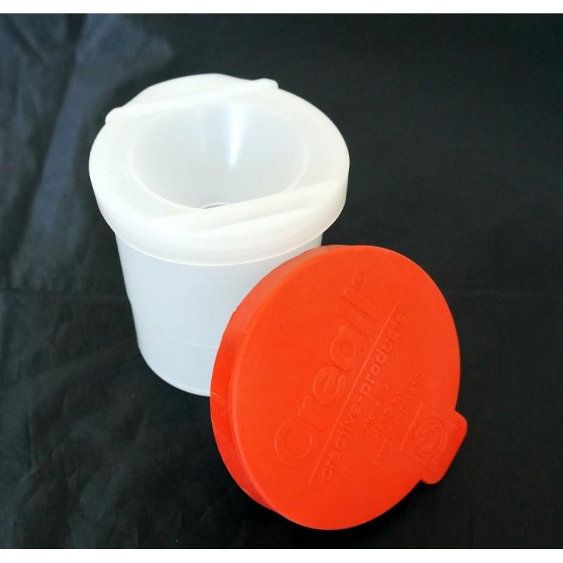 Pot anti verse 320 ml avec bouchon Peinture - Gouache -Acrylique 1,04 €