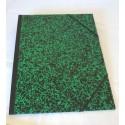Carton à dessin avec élastique 38 x 28cm Papier dessin - Gommettes 3,12 €
