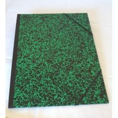 Carton à dessin avec élastique 38 x 28cm