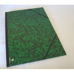 Carton à dessin avec élastique 45 x 32 cm