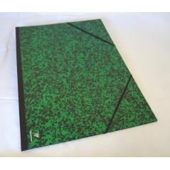 Carton à dessin elastique 52 x 37 cm