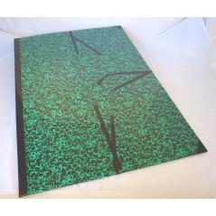 Carton à dessin avec 6 cordons 72 x 52 cm
