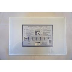 Carton entoilé Lefranc et Bourgeois 33x22cm Peinture - Gouache -Acrylique 2,12 €