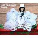 Lot REVEILLON BLANC (59 articles) Lots promotionnels 59,00 €