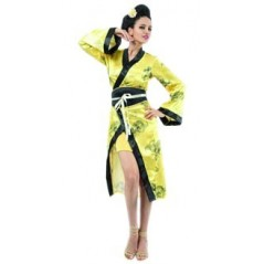 Costume chinoise 3 pièces