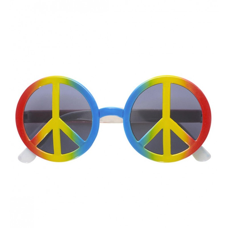 Lunette Peace and Love multicolore Lunettes 3,43 €