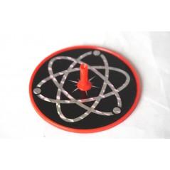Toupie Laser 6 cm assorties