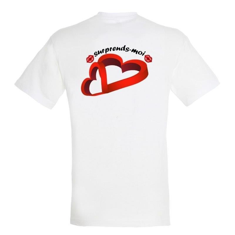 T-Shirt Saint Valentin Articles FUN 9,99 €