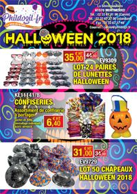 Catalogue automne 2018